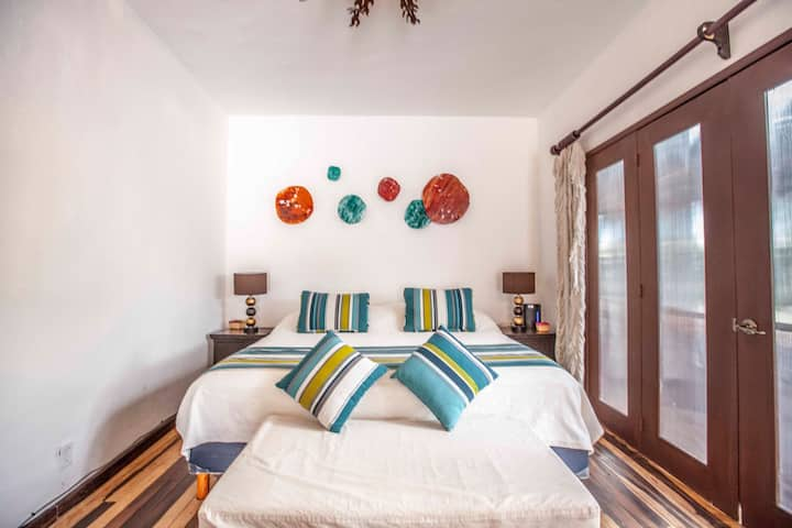 Casa Barracuda's Beautiful Loft 03 #Cancun