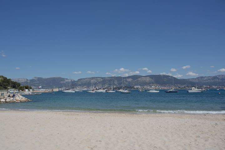 avec du sable selon les préférences