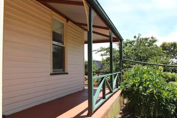 Family friendly cottage 25mins to Lake Barrington