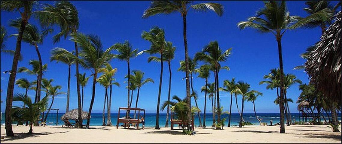 CONCHA BEACH ROOM - Bávaro, Punta Cana - Huoneisto