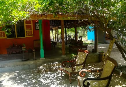 Villa of the Tree Frog –get off the tourist trail!