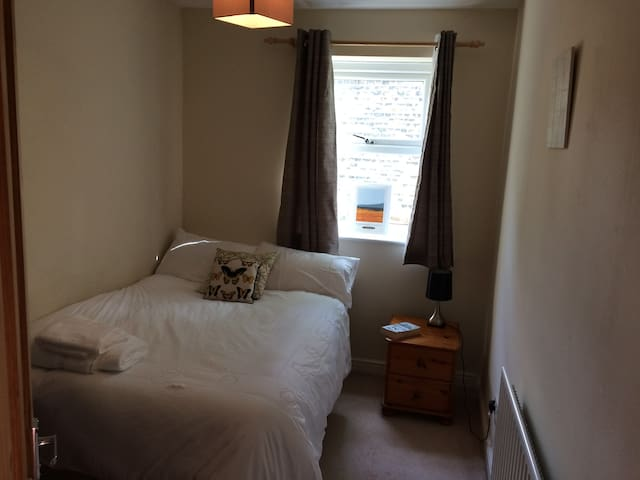 Double room 300 m from station .