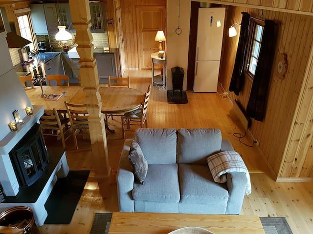 Nice cabin in Gautefall Norway - Gautefall - Stuga