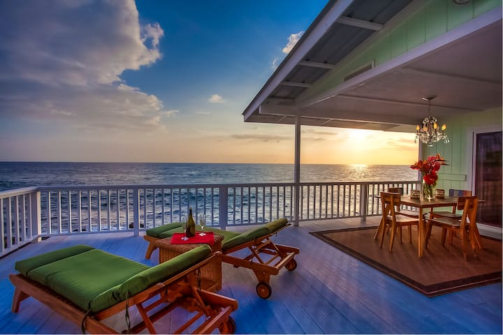 Stunning Oceanfront Cottage