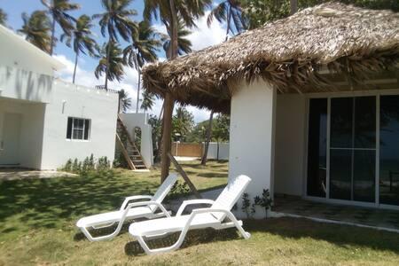 Bongalow Coco Loco, en La Playa,Cerca de Cabarete