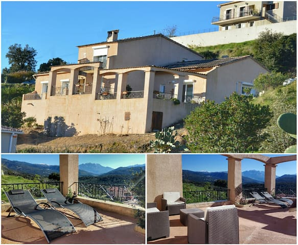 A Casa di Lucienne  (House 120m²) - Tavaco - Casa