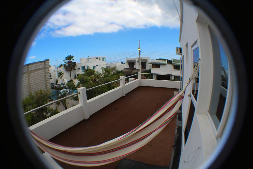 balcon privado - private balcony
