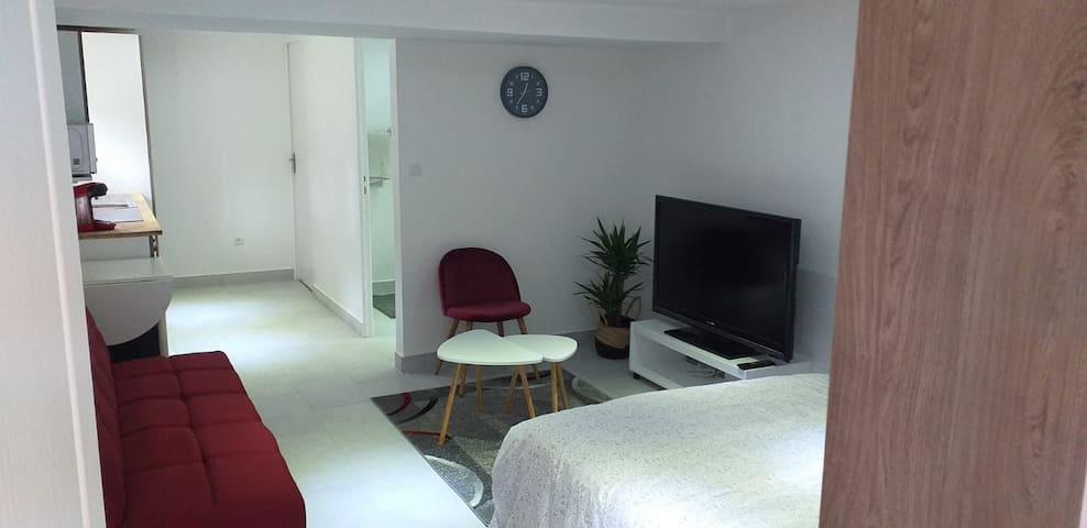 Logement tout confort proche CDG/ASTÉRIX /PARIS