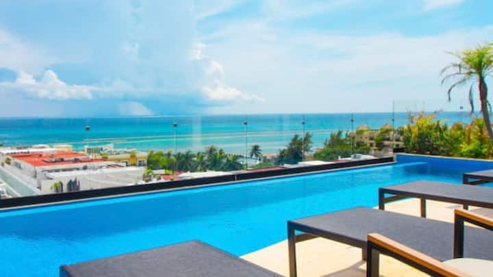 Ocean View from your room and balcony #1 location