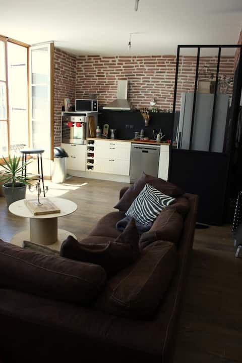 Charming Flat in Champagne !