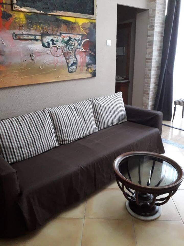 Un apartamento maravilloso con el diseño de autor