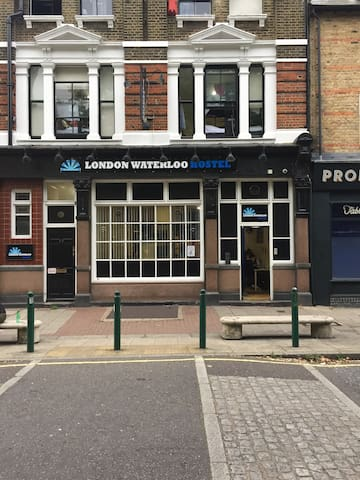 12 bed dorm...Central London Zone 1 - Londres - Bed & Breakfast