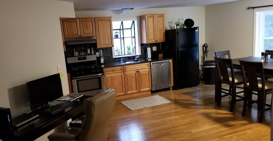 Clean New and Cozy One Bedroom Condo