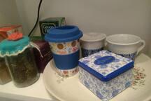 Té en saquitos y en hebras