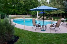 Post Party Pool