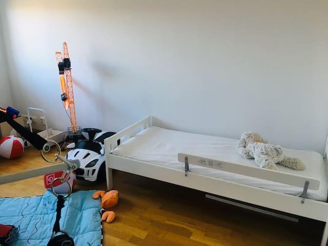 Lägenhet uthyres