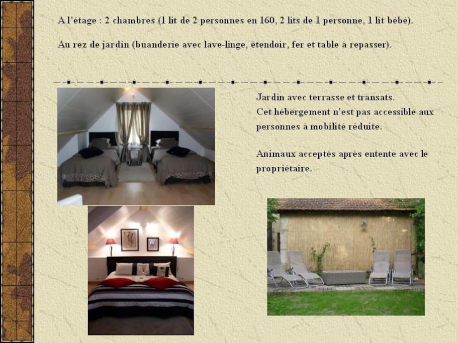 Gîte Faubourg