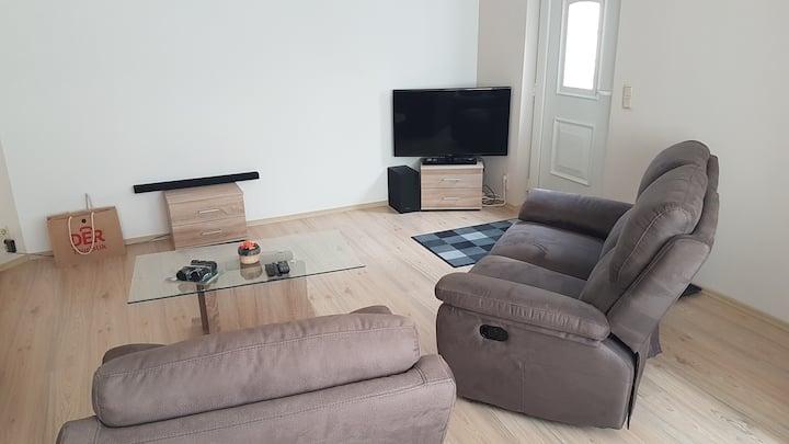 Moderne 2-Zimmer-Wohnung in Usingen-Eschbach