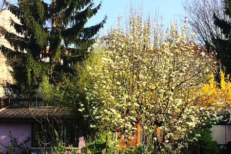 Charming house in a green setting close to Paris - Fontenay-sous-Bois - 独立屋