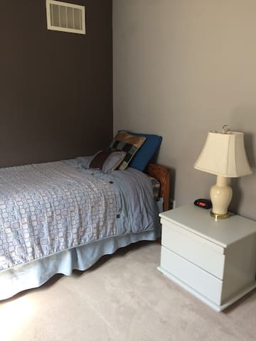 Room to Rent - Single bed and Cozy place!