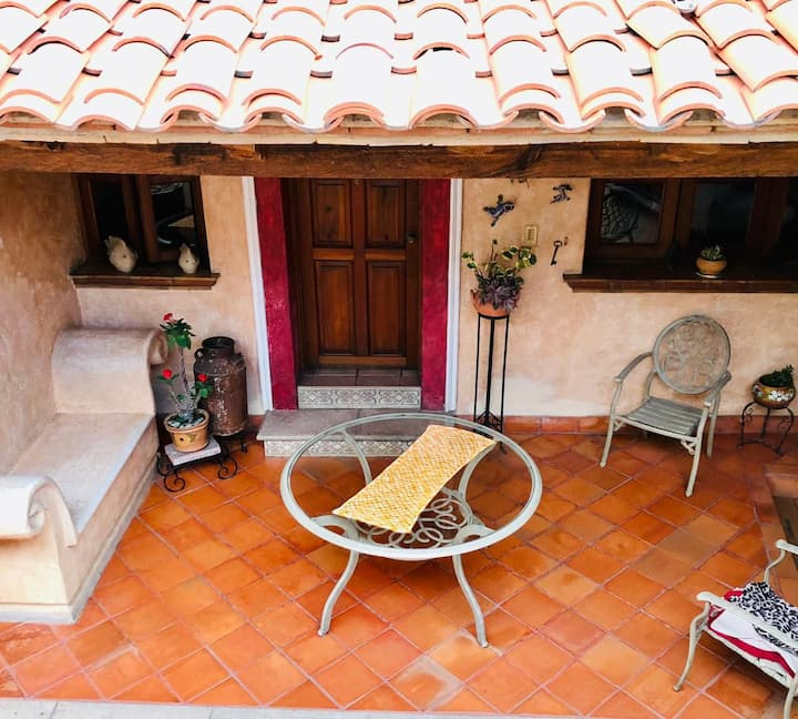 Casa colonial en el centro histórico de Oaxaca