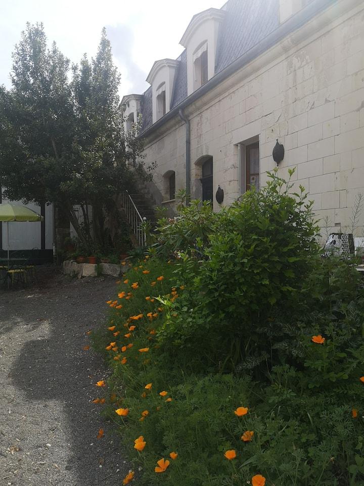 Maison de caractère du XVIII siècle