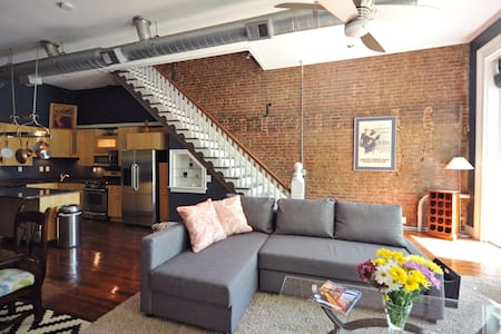 Historic Urban Loft - Louisville - Loft
