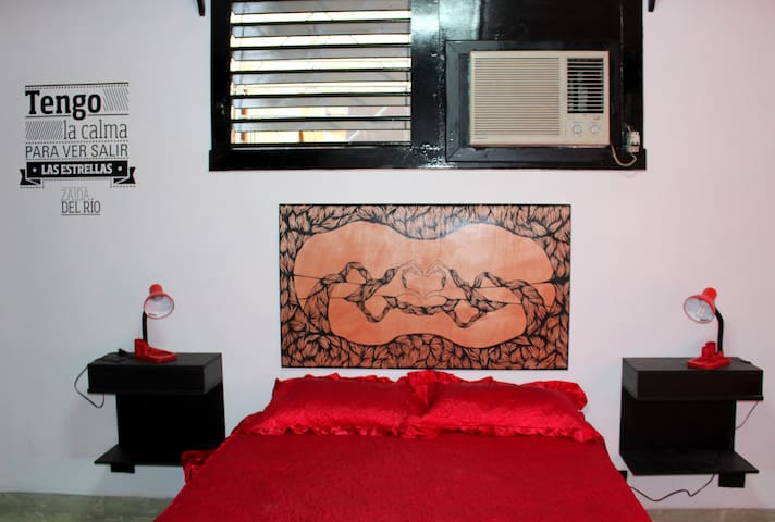Other view of the first bedroom