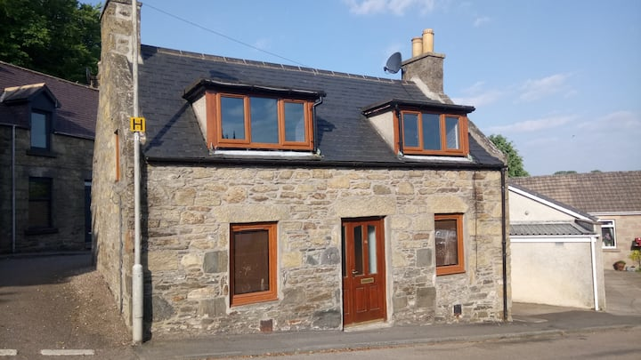 Idle Cottage Self Catering Keith