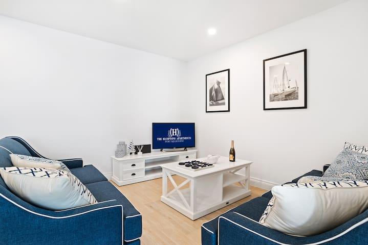 The Hamptons 1 Bedroom Apartment