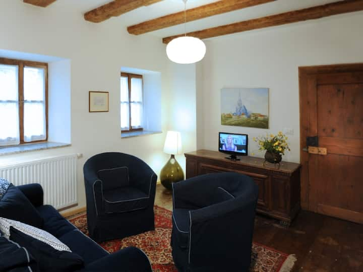Carnia Zoncolan Apartment Bevorchia