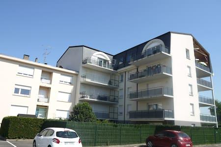 Thionville-Cattenom- 2 chambres- parking  gratuit