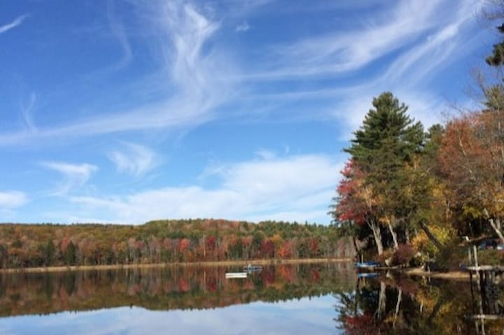 Harrisville Lake Cottage,  Monadnock Region
