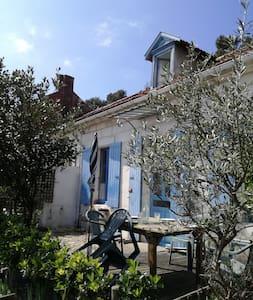 Charmante maison de pays - Saint-Trojan-les-Bains - 独立屋