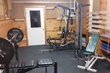 Gym access by request
