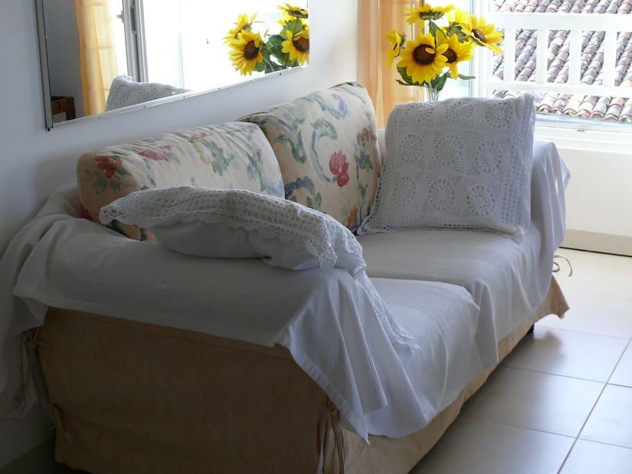 Canapé 2 à 3 places
