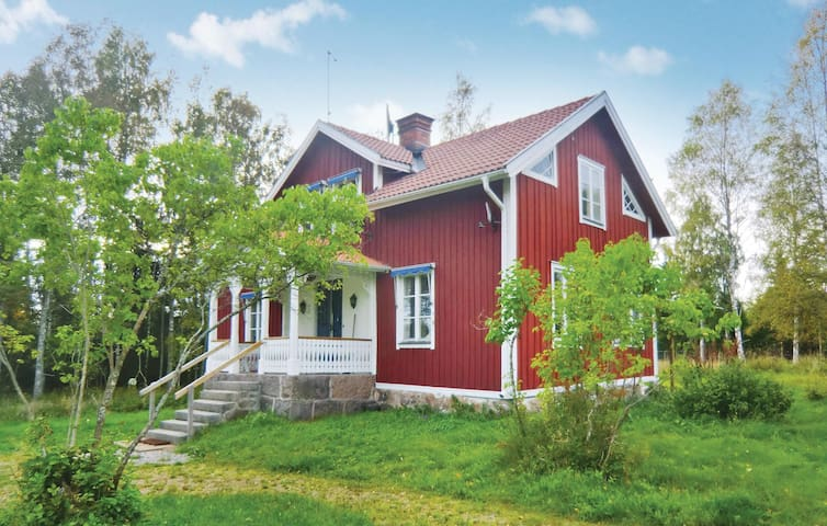 Holiday cottage with 3 bedrooms on 120m² in Mariannelund