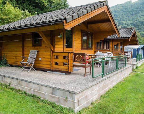 Hiker's cabin