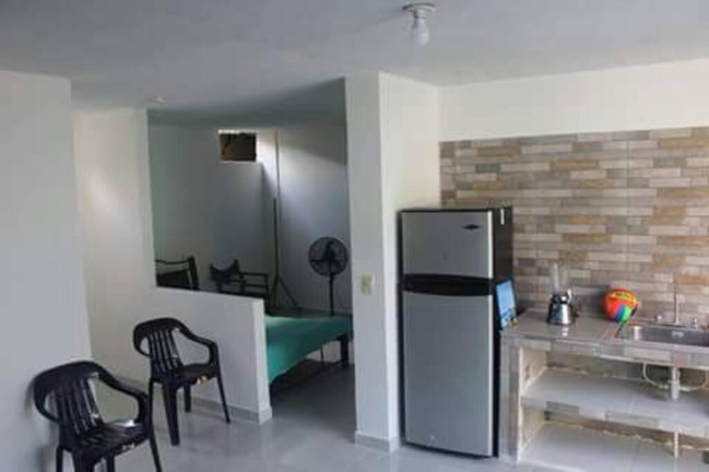 Apartamentos dotados para una mejor y más cómoda estadía.
