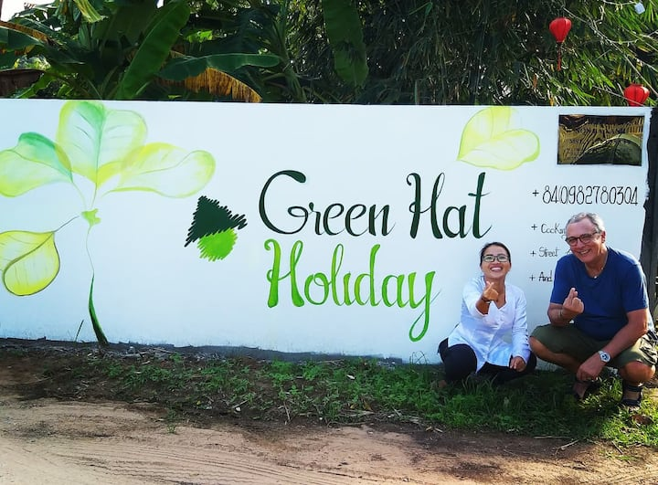 Green Hat Holiday