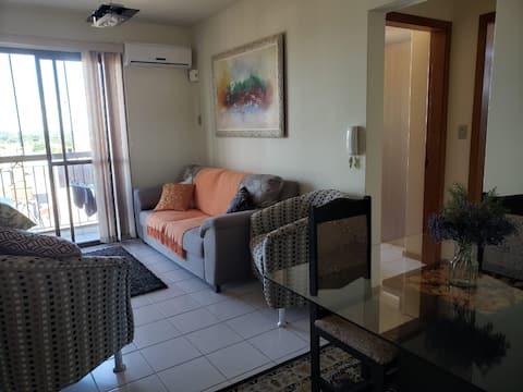 Apartamento mobiliado em Cachoeira do Sul