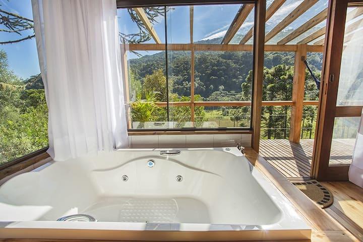 Cabana Quero-Quero, Curucaca Hotel Brasil.