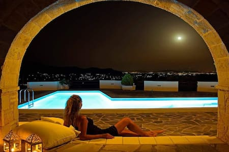 SPECIAL OFFER! Mediterranean Villa close to Athens - Megara