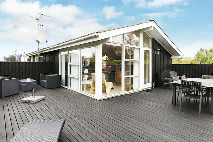 Traditional Holiday Home in Frederikshavn with Terrace