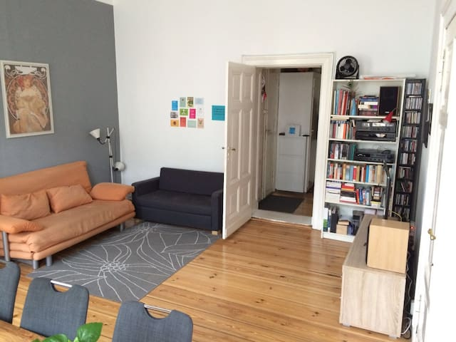 Spacious Room in center Berlin - Berlin