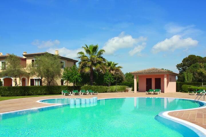 Villa de lujo en resort Marriott´s