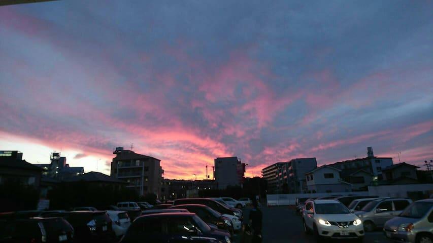 城浜団地前のバス停から徒歩3分 - 福岡市