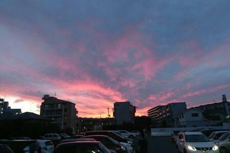 城浜団地前のバス停から徒歩3分 - 福岡市 - 公寓