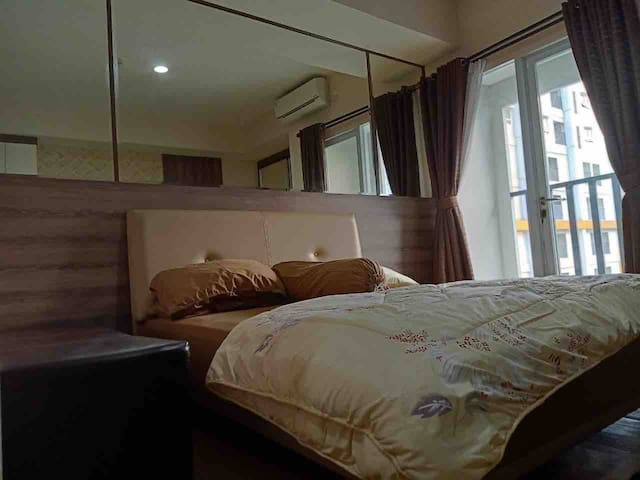 Cozy and Convenient Studio Apartment With Pool