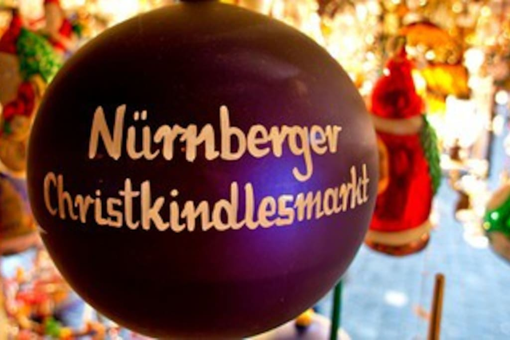 enjoy the Christmas time in Nuernberg